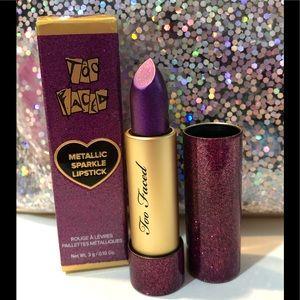 BNIB! Too Faced 20th Anniv Lipstick in Pixie Stick